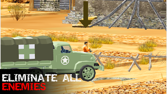 Sniper Battle – Call of Commando Shooting Games 3D For Android 5