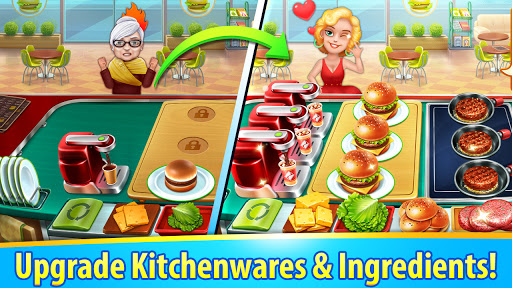 Cooking World - Craze Kitchen Free Cooking Games 2.3.5030 screenshots 7