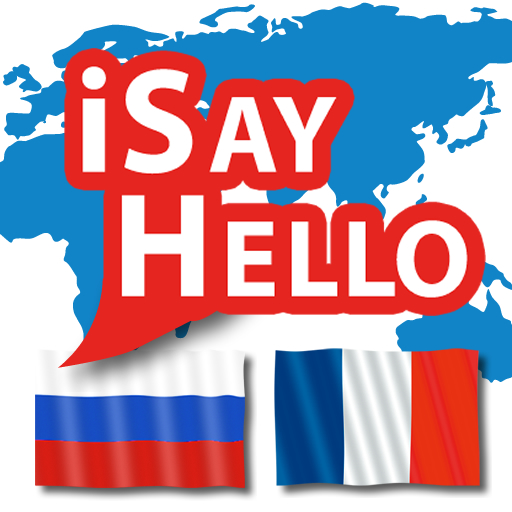 iSayHello Russian - French For PC Windows (7, 8, 10 and 10x) & Mac Computer