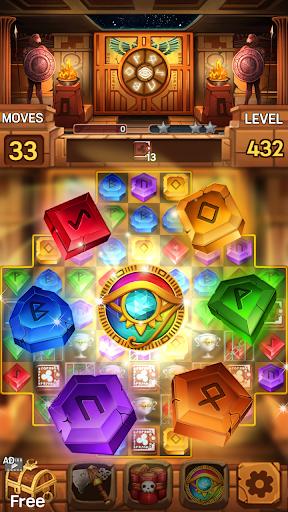 Legend of Magical Jewels: Empire puzzle 1.0.6 screenshots 5