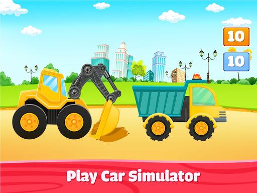 Cars for kids - Car sounds - Car builder & factory 1.3.4 screenshots 8
