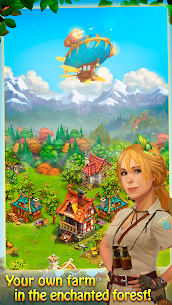 Charm Farm: Village Games. For Pc – Free Download For Windows 7/8/10 And Mac 1