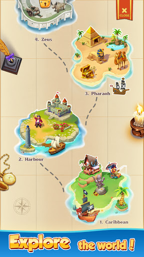Pirate Life - Be The Pirate King & Master of Coins 0.1 screenshots 6
