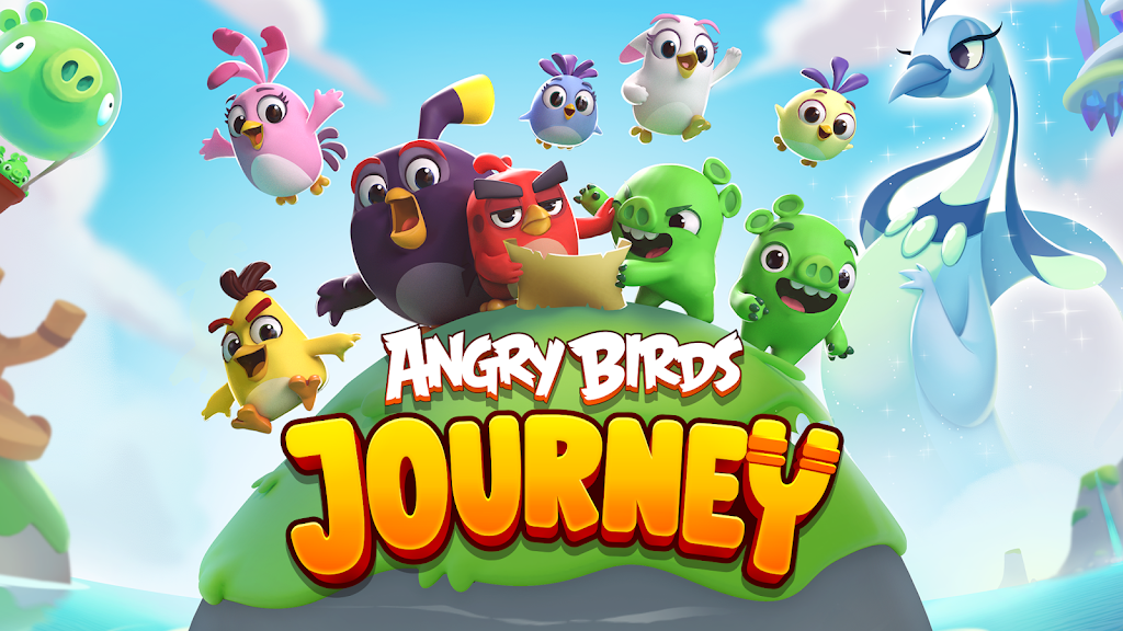 Angry Birds Journey  poster 17