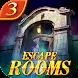 Escape Rooms:Can you escape Ⅲ