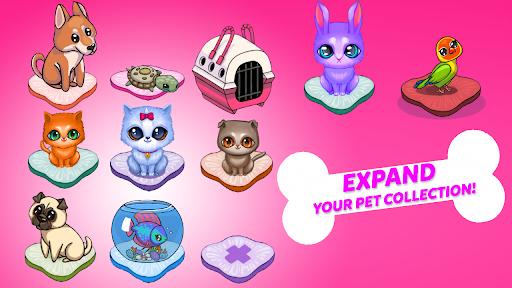 Merge Cute Animals: Cat & Dog  screenshots 3