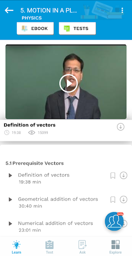 Aakash iTutor Learning App - NEET/JEE & Class 8-10 7.2.3 Screenshots 7