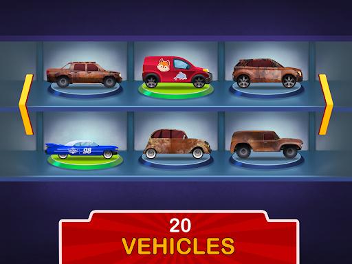 Kids Garage: Car & Truck Repair Games for Kids Fun  screenshots 9