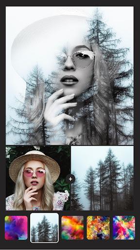 Instasquare Photo Editor: Drip Art, Neon Line Art  screenshots 8