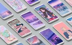screenshot of Pastel Wallpaper 💗