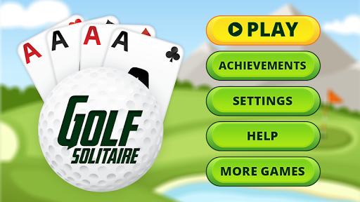 Golf Solitaire  screenshots 6
