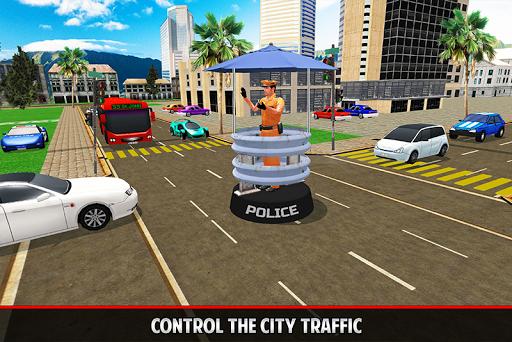 Police City Traffic Warden Duty 2019 modavailable screenshots 2