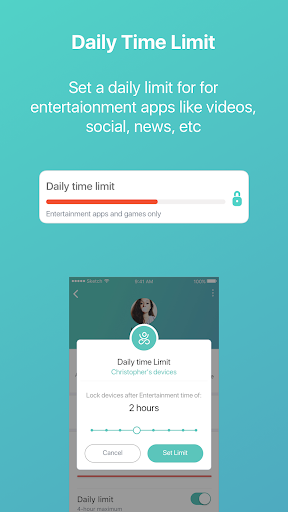 Screen Time & Parental Control App by ZenScreen 4.0.5 Screenshots 3