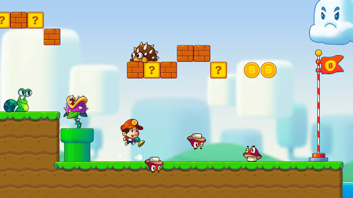 Super Jacky's World - Free Run Game 1.62 screenshots 1
