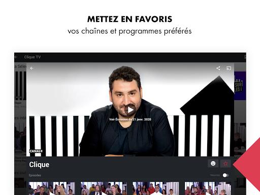 myCANAL, vos programmes en live ou en replay screenshots 23