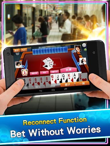 u795eu4f86u4e5fu64b2u514bPoker - Big2, Sevens, Landlord, Chinese Poker 10.3.5 screenshots 7