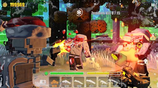Huntercraft 1.0.70 screenshots 2