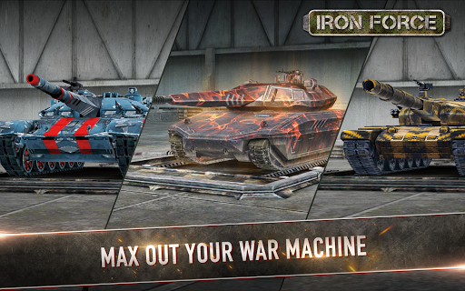 Iron Force android2mod screenshots 8