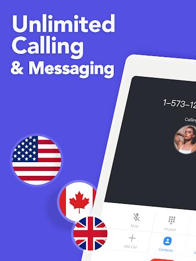 TalkU Free Calls +Free Texting +International Call  Screenshots 7