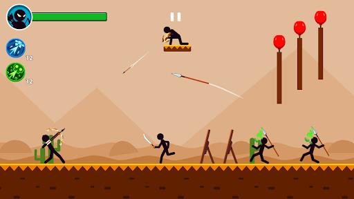 Stickman Archery Master - Archer Puzzle Warrior 1.0.12 Screenshots 2