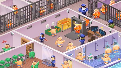 Télécharger Gratuit Prison Tycoon : idle games APK MOD (Astuce) screenshots 1