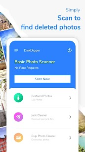 Deleted Photo Recovery – Disk Digger v7.0 (Premium) 2