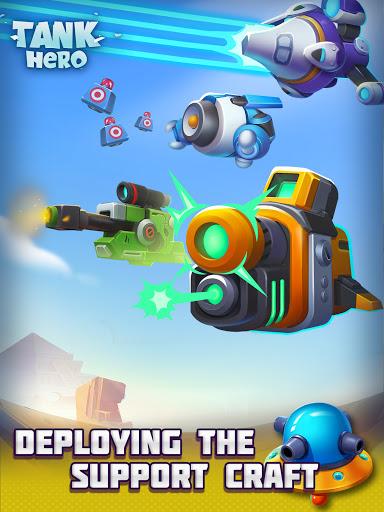 Tank Hero - Awesome tank war games  screenshots 12