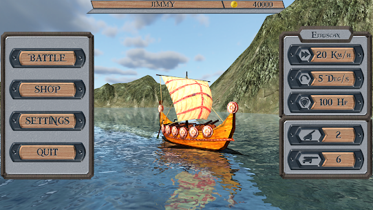 World Of Pirate Ships Mod Apk 4.4 (Unlimited Gold Coins) 8