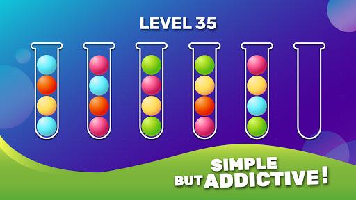 Ball Sort Puzzle - Brain Game Apkfinish screenshots 8