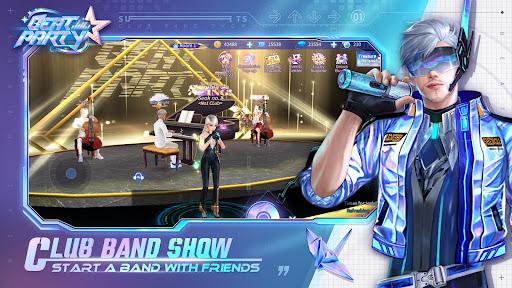 Beat Party 0.9 screenshots 1