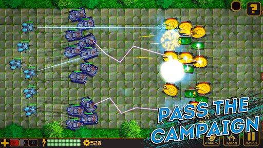 Tanks Defense  screenshots 3