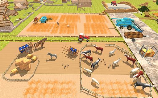 New Milford Tractor Farming Organic SIM Games 2019 apkdebit screenshots 10