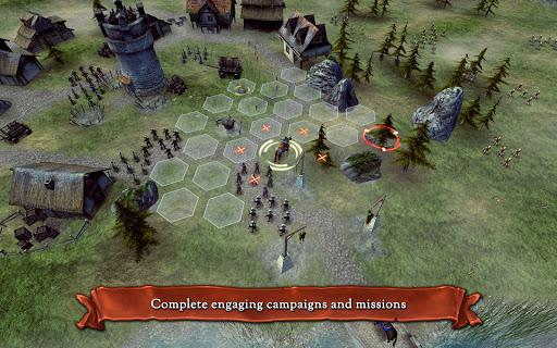 Hex Commander: Fantasy Heroes 4.7 screenshots 21