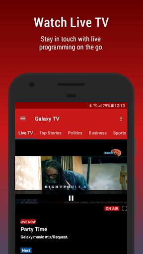 Galaxy TV 1.0.2 Screenshots 1