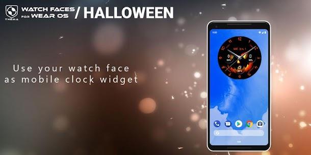 Halloween Watch Face Apk Download 4