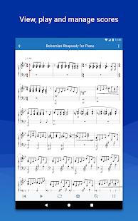 MuseScore: view and play sheet music 2.9.02 Screenshots 8