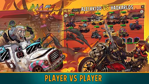 ud83dudd25 Quest 4 Fuel: Arena Idle RPG game auto battles 1.0.0 screenshots 4