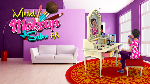 Model Makeup Salon – AR