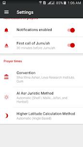 Prayer Timings Muslim Salatuk 7
