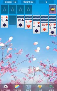 Solitaire Card Games Free 1.0 APK screenshots 21