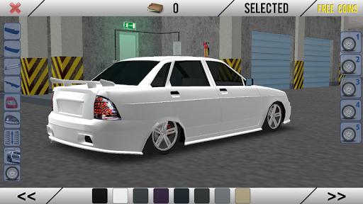 Russian Cars: Priorik apkdebit screenshots 9