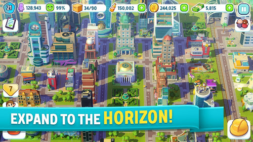 City Mania: Town Building Game apktram screenshots 5
