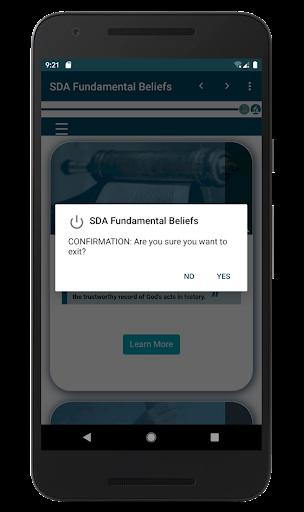 SDA Fundamental Beliefs  screenshots 4