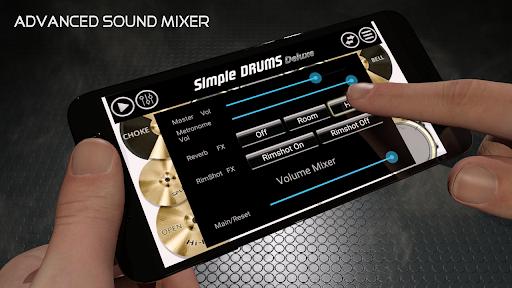 Simple Drums Deluxe - The Drum Simulator  Screenshots 4