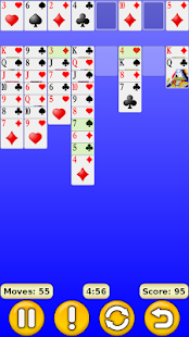FreeCell Screenshot