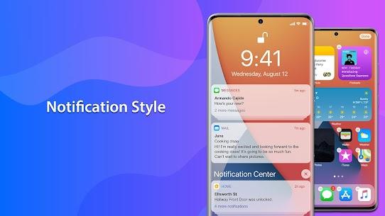 Launcher iPhone MOD APK (Premium Unlocked) 4