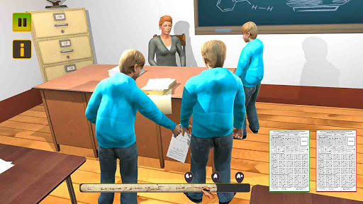 High School Cheater Boy: New Cheating Games 2020  screenshots 4