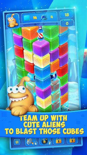 Cube Blast: Match - 3D blast puzzle fun with toons 1.2.3 screenshots 1