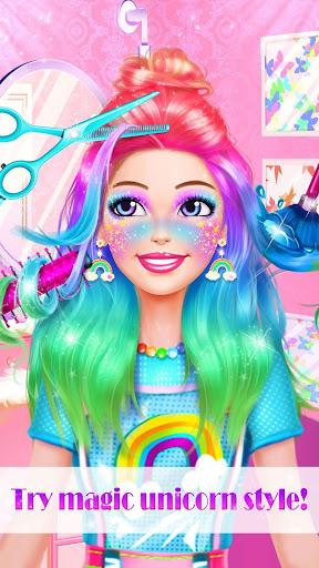 Unicorn Makeup Dress Up Artist 1.2 screenshots 2