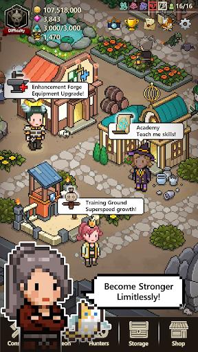 Evil Hunter Tycoon - Nonstop Fighting & Building 1.314 screenshots 6